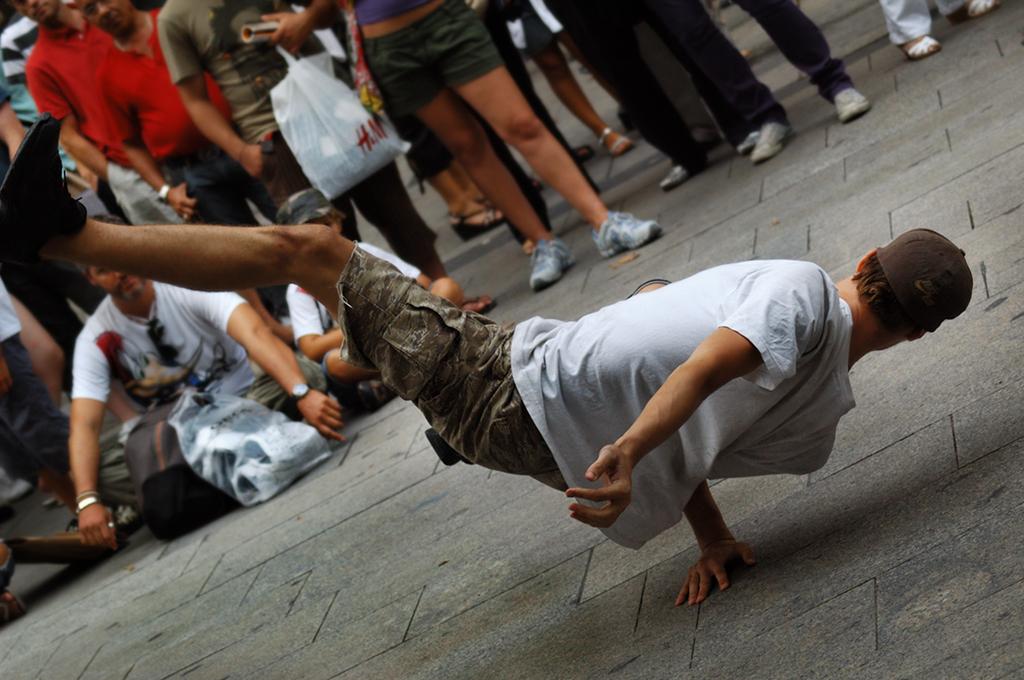 street dance urban